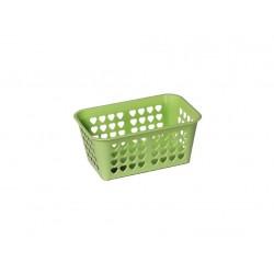 košík malý 12x19x7cm (srdíčka) PH mix barev