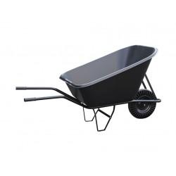 kolečko zahradní KH 210l, plné, PH korba, nosnost 100kg