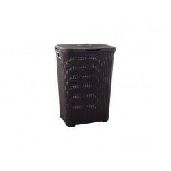 koš na špinavé prádlo RATTAN 40l 45x27x62cm PH HN