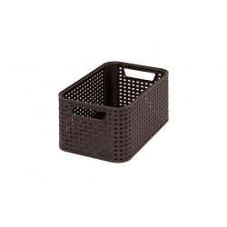 box úložný RATTAN 28,5x19x13cm (S), STYLE2, PH HN