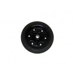 kolečko 350/30mm KL plné kov.disk