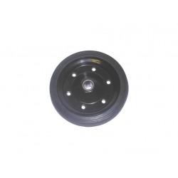 kolečko 220/30mm KL plné kov.disk
