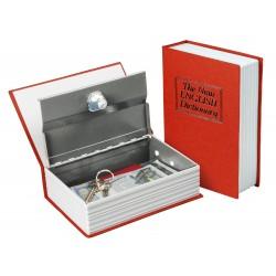 schránka bezpečnostní - knížka, 180×115×54mm