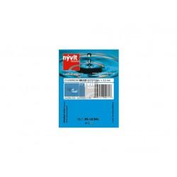 doraz samolep.cylindr.pr.12,7x3,5mm TRA  BS-1 (5ks)