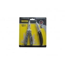 kleště multifunkční 12v1+nůž STHTO-71028  STANLEY