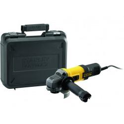 bruska úhlová 115mm/ 850W, kufr, FMEG210K-QS, STANLEY