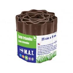 lem trávníku 25cmx9m HN