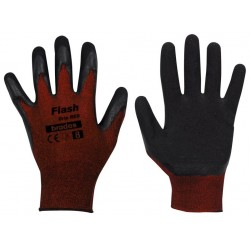 rukavice FLASH GRIP latex 11
