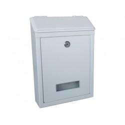schránka poštovní 210x300x60mm BÍ
