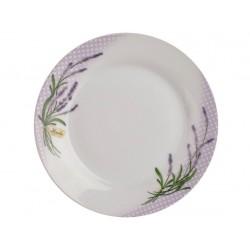 talíř dezertní 19cm LAVENDER porcelánový