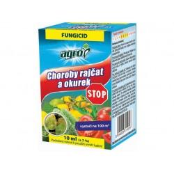 STOP choroby rajčat a okurek 10ml