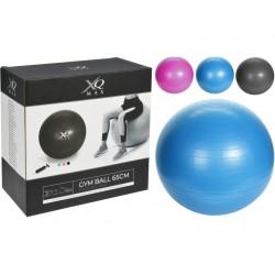 míč YOGABALL pr.65cm PVC XQ MAX mix barev+pumpička