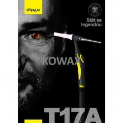 KOWAX® Hořák T17A, 4m Hořák ruční TIG