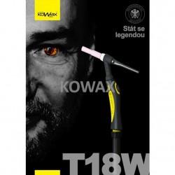 KOWAX® Hořák T18W, 4m Hořák ruční TIG