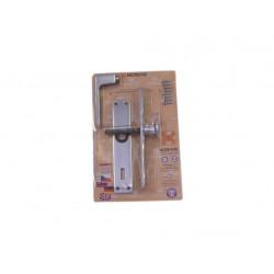 klika s knoflíkem K 757 72/klíč Al  blistr