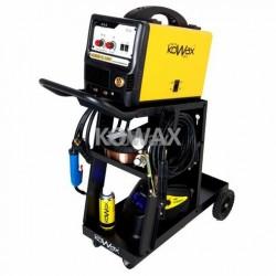 SET 2 - CARIMIG IQ160 + Podvozek + drát + kukla + ventil + sprej + Hořák