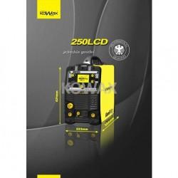 Podvozek KOWAX GeniMig 250 LCD