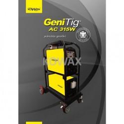 Podvozek GeniTig 315W