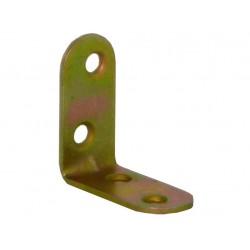 úhelník s prolisem  40/18/2mm ŽL Zn   (20ks)