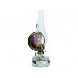 """lampa petrolejová s cylindrem 148/ 8\"""" 32cm"""