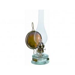 """lampa petrolejová s cylindrem 148/11\"""" 35,3cm"""
