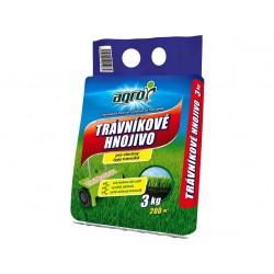 hnojivo trávníkové 3kg AGRO