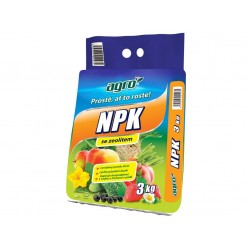 hnojivo NPK 3kg AGRO