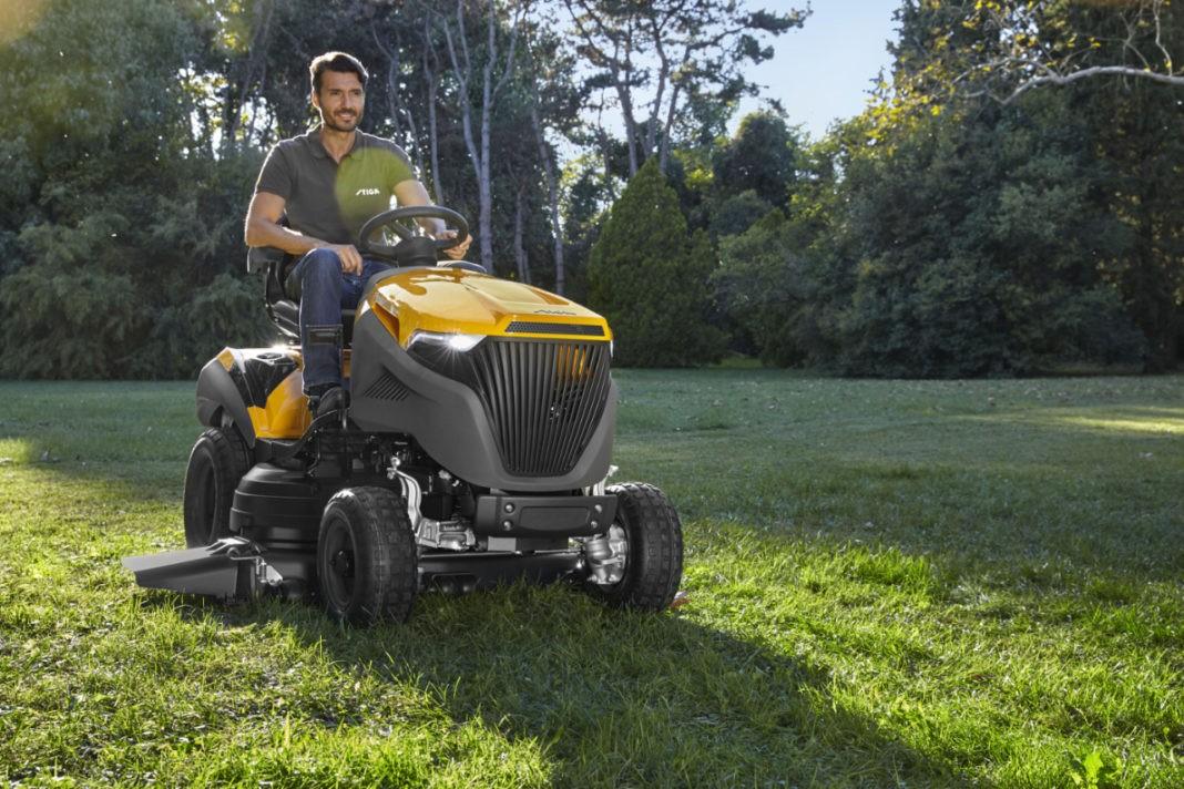 Stiga traktor